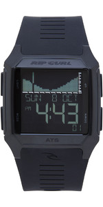 2019 Rip Curl Rifles SS Tide Watch Midnight A1136