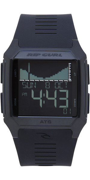 2018 Rip Curl Rifles SS Tide Watch Midnight A1136