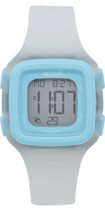 2019 Rip Curl Womens Candy2 Digital Silicone Watch Frost Grey A3126G