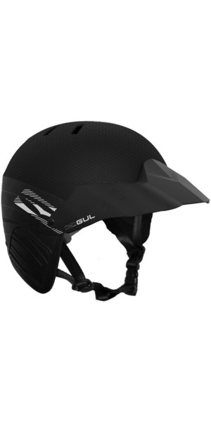 2018 Gul Elite Watersports Helmet Black AC0127-B5