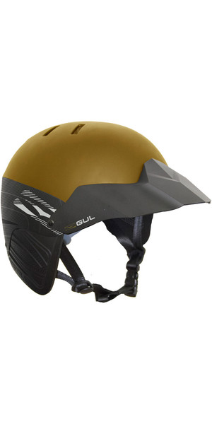 2018 Gul Elite Watersports Helmet Gold AC0127-B5