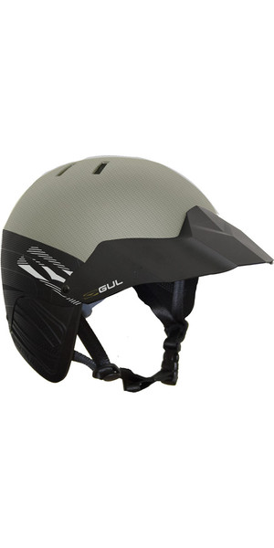 2019 Gul Elite Watersports Casque Silver AC0127-B5