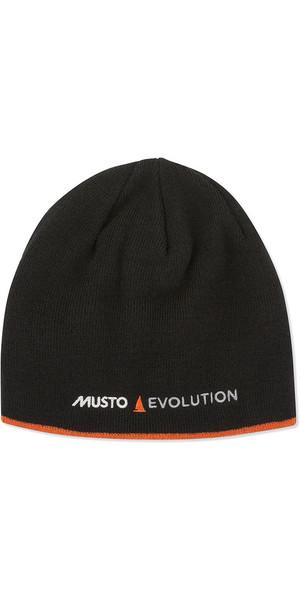 2018 Musto Essential Beanie Black AE0173