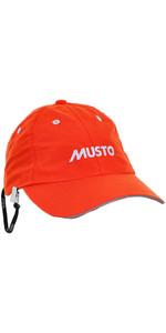 Musto Hurtigt Dry Crew I Brand Orange Al1390