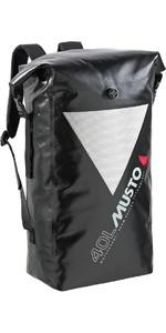 Musto DRY Back Pack Bolsa 40L NEGRO AL3312