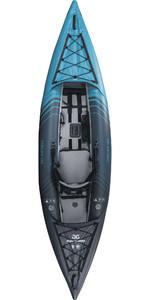 Kayak Gonfiabile 1 Persona Aquaglide Chelan 120 Hb 2021 - Blu