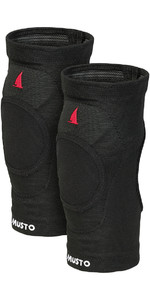 2019 Musto D30 Impact Knee Pads Black AS0750