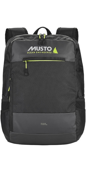 2019 Musto Essential Backpack 25L Black AUBL220