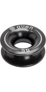 Allen Brothers Aluminium Vingerhoed Zwart A87