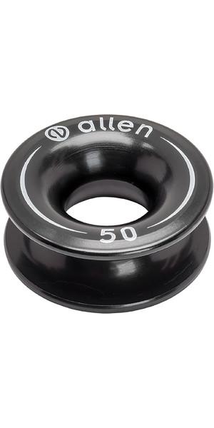 Allen Brothers Ditale in alluminio nero A87