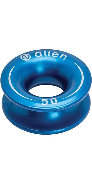 Allen Brothers Dé à Coudre En Aluminium Bleu A87