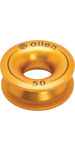 Braccialetto in alluminio Allen Brothers Gold A87