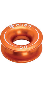 Allen Brothers Aluminium Fingerhut Orange A87