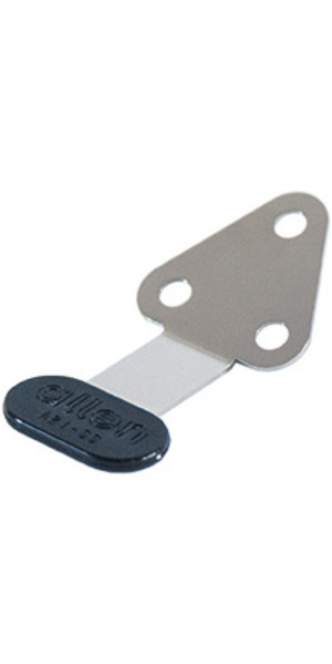 Allen Brothers Stainless Steel Rudder Retaining Clip A21SS