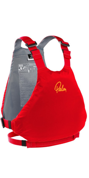 2018 Palm Alpha PFD en rojo 11461
