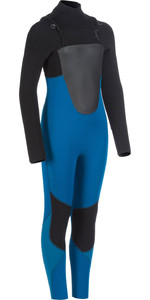 Traje De Neopreno 2020 Animal Junior Lava 4/3mm Chest Zip Aw0ss600 - Azul Marino