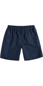 2019 Animal Herren Belos Boardshorts Dark Navy Cl9sq002