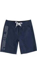 2019 Animal Herre Bodella Board Shorts Dark Navy CL9SQ005