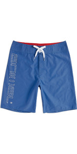 2019 Animal Herren Bodella Boardshorts Tödlich Blau Cl9sq005