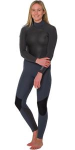 2019 Traje De Neopreno De Mujer Animal Lava 5/4 5/4/3mm Back Zip Gbs Gris Aw9wq301