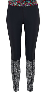 2018 Animal Frauen Mya Meerjungfrau Surf Leggings schwarz CL8SN347