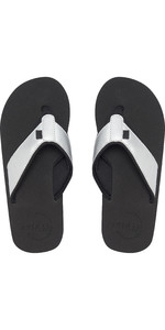 2019 Animal Womens Swish Øverste Flip Flops Filanium Grå FM9SQ308