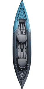 2021 Aquaglide Gonfiabile Aquaglide Chelan 140 Hb Per 2 Persone - Blu