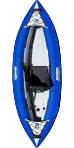 2019 Aquaglide Chinook 1 Man Kayak BLUE - Kun kajak