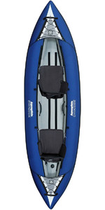 2019 Aquaglide Chinook 2 Man Kayak Bleu - Kayak Uniquement