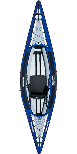 2019 Aquaglide Columbia 1 Man Touring Kayak Blue - Solo Kayak