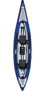 2019 Aquaglide Columbia Xp Tandem Xl Kayak Azul - Solo Kayak