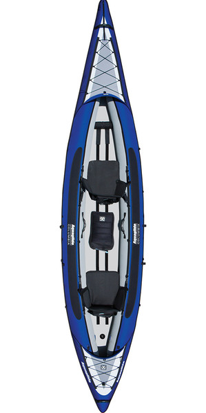 2018 Aquaglide Columbia XP Tandem XL Kayak Blue - Kayak Only