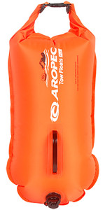 2019 Aropec Abonnés Double remorquage Float / 28L Dry Sac orange RFDJ02