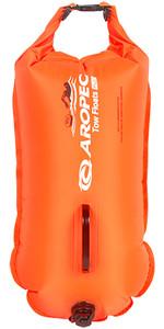 2019 Aropec Verfolger Doppel Tow Float / 28L Dry Bag orange RFDJ02