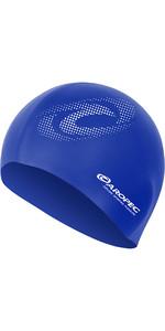 2019 Aropec Silicone Swim Cap Blu CAPGR1