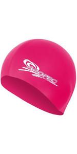 2019 Arofec Junior Silicone Swim Cap rosa CAPGR1C
