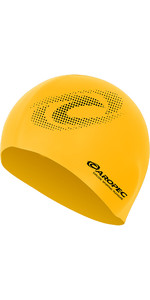 2019 Aropec Silicone Swim Cap Giallo CAPGR1