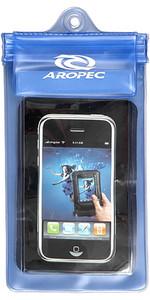 2019 Aropec Vandtæt Mobiltelefon Taske Blå BBAG01