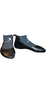 2020 Atan Sunfast 3mm GBS Wetsuit Shoes Black