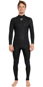 Billabong Absolute Comp 5/4mm Chest Zip Wetsuit BLACK F45M21