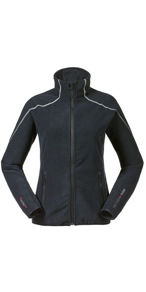Musto Womens Essential Fleece Jacket BLACK SE0127