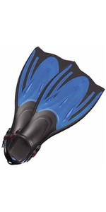 2018 Typhoon ADULT T-Jet Fins in BLUE 330183