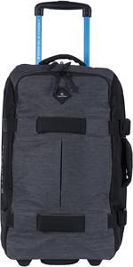 2019 Rip Curl F-light 2.0 Transit Wheeled Bag Midnight Btrfs2