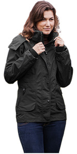 Baleno Dynamica Womens Waterproof Jacket Black 19829