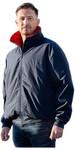 Baleno Typhoon Waterproof Fleece Lined Blouson Jacket Nassau Blue 24104