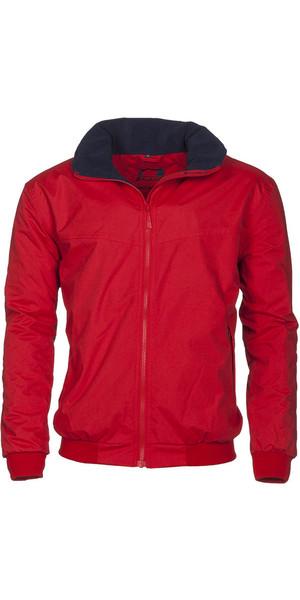 Baleno Typhoon impermeável velo forrado blusão jaqueta vermelha 24106