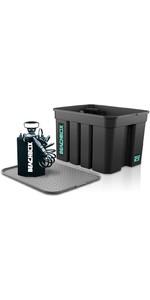 2021 Beachbox Set Box Doccia Portatile Bbbb21 - Nero