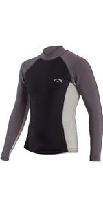 2021 Billabong Revolution Interchange 2mm Wetsuit Jacket MWSH3BT2 - Grey
