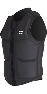 2020 Billabong Anarchy Wake Impact Vest S4VS04 - Zwart