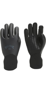 2020 Guantes De Neopreno Billabong Furnace 3mm U4gl05 - Negro